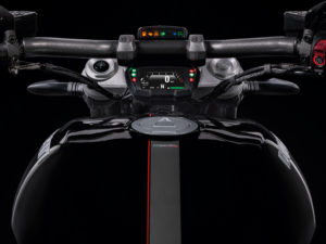 Ducati XDiavel business end