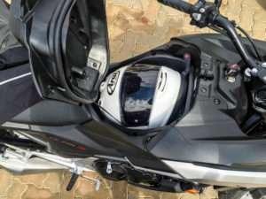 Honda NC 750X Helmet