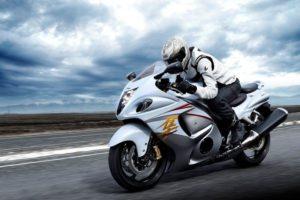 Suzuki Hayabusa Tracking
